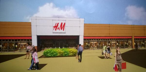 H&M, Love Culture coming to The Outlet Shoppes at El Paso this summer: http://t.co/YUhBbcjul7 http://t.co/IqCIIOPQ8l