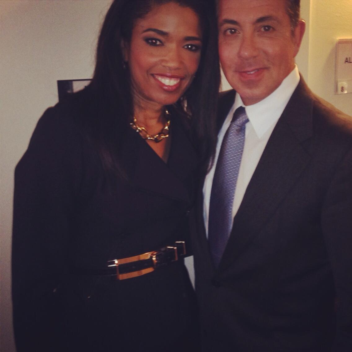 Twitter / ArevaMartin: We put in some work today ...