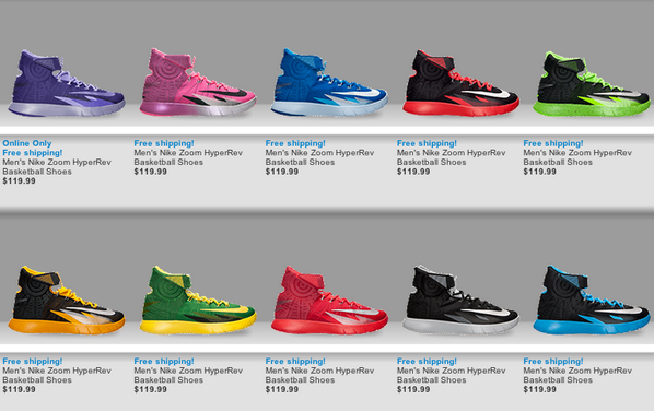 buy popular 62fb2 2bf51 ... Whats your favorite Nike HyperRev Get a better look here httpfinl.