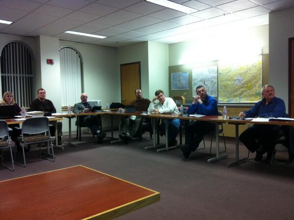 Some if those new faces on the #Pottstown Metropolitan Area Regional Planning Committee. @MercuryX http://t.co/6CHvufByoy