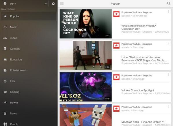 Nicole's dance practice video with @JermaineBrowne is a popular video on YouTube trending in Singapore! @_911007 http://t.co/jYuZd4rQPr
