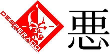 Tee shirt Desperados Logo