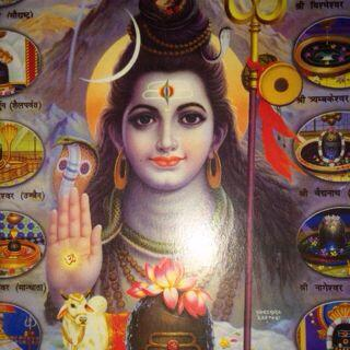 Happy Maha Shivratri to all my friends in India and all over the world who celebrate today ! Om Namoh Shiva ! http://t.co/pDvZTdi7hZ