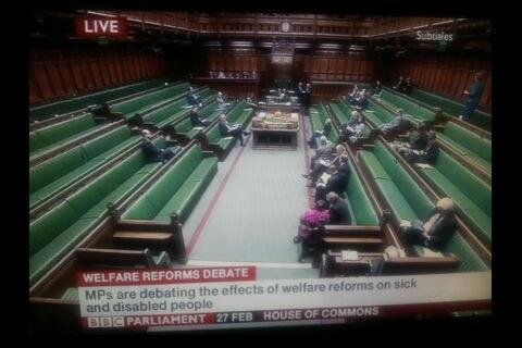 RT @chunkymark: This is not a democracy.. They don't care.. They don't listen http://t.co/HKDZg7wkvv @UKParliament