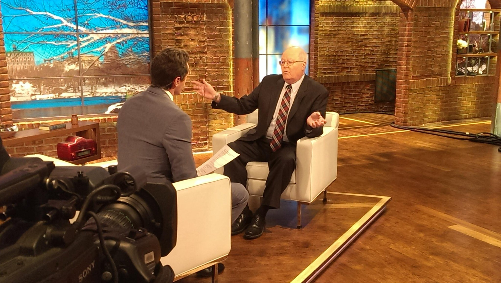 Twitter / ChrisCuomo: Bill Donohue (@CatholicLeague) ...