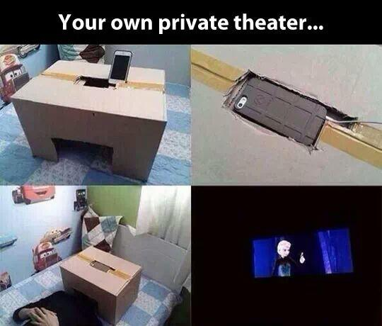 Fancy the movies but tickets are too expensive?! Here is the solution! ....You're welcome. :) http://t.co/vj1f6F0blV
