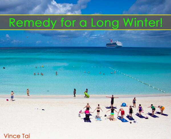 Here is @CruiseDeals Remedy to a Long Winter:  7-nt Caribbean Cruises starting at $319 --> http://t.co/jz4A7oySJM -- http://t.co/1m5GkauGFP