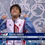 Image for the Tweet beginning: フィギュアスケート男子SP 羽生結弦 101.45 史上最高得点更新 隣の女性の表情を見れば
