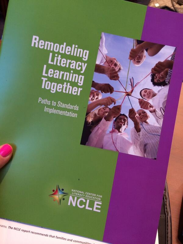 Today @NCLE is releasing THIS report! #ncle http://t.co/XX3wWvMcPP