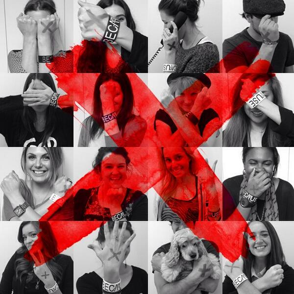 We @TheA21Campaign are in it to END IT. #EndItMovement http://t.co/UqHfa6J8oE