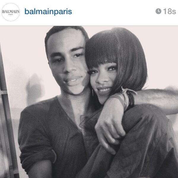 Fotos de Rihanna (apariciones, conciertos, portadas...) [14] - Página 2 BhfZ69qIMAACnj9