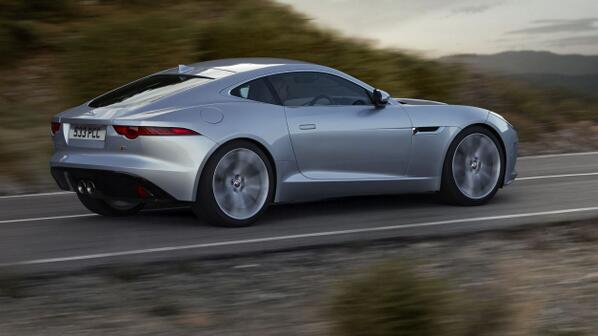 RT @MeridianAudio: What Would Be The Sound Of Your Crime? @Jaguar F TYPE  Coupé #GoodToBeBad Pic.twitter.com/LAaWTHZUwm @dani_the_gr8 #mylove
