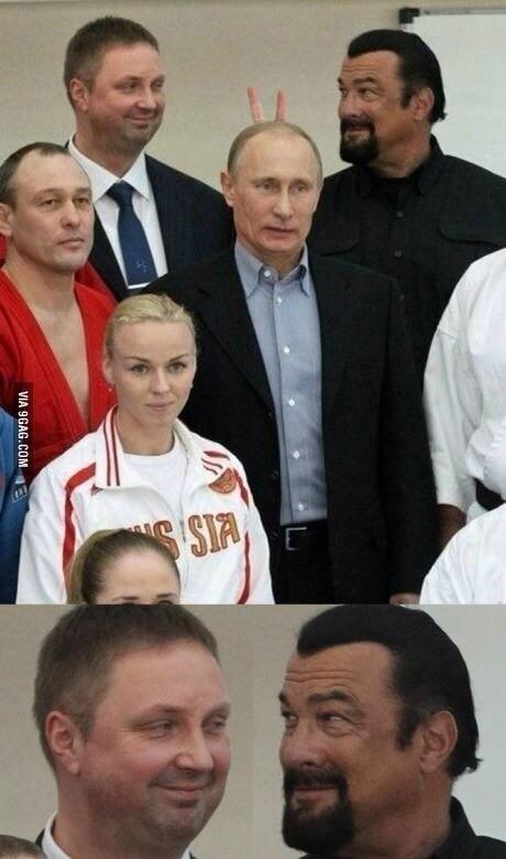 うさみみプーチンやでえ http://t.co/1tthAVo8oG