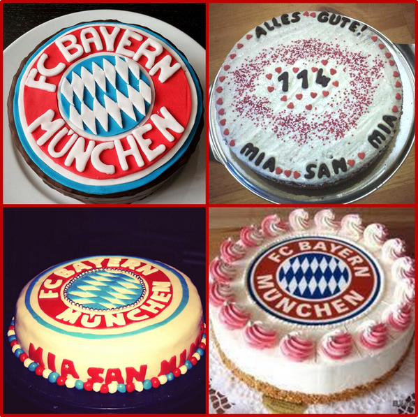 Fc Bayern Munchen On Twitter Der Fcbayern Feiert Heute 114