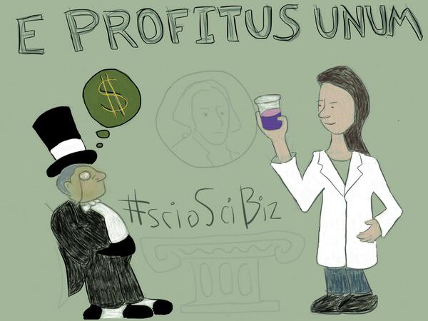 Thanks for the great discussion during #scioSciBiz session & thanks to @experrinment for doodle training #scio14 http://t.co/r1bNJdrHfa