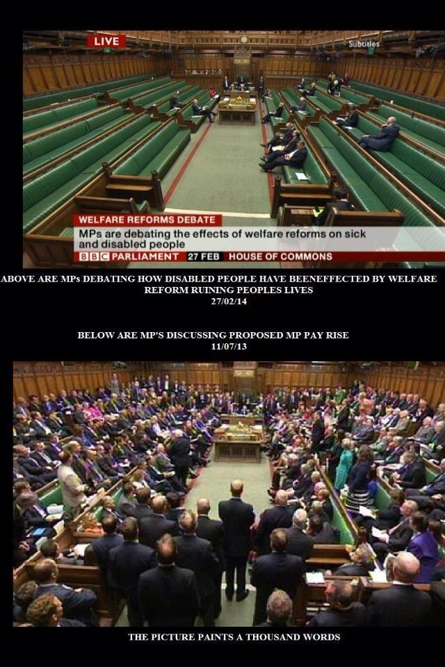 RT @Tomhodgins74: Sickening. @stephenfry can you shame our MPs even more? http://t.co/z8ENgU9fVT