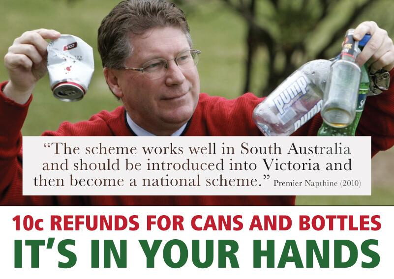 Twitter / GreenpeaceAustP: RT if you'd like @Vic_Premier ...