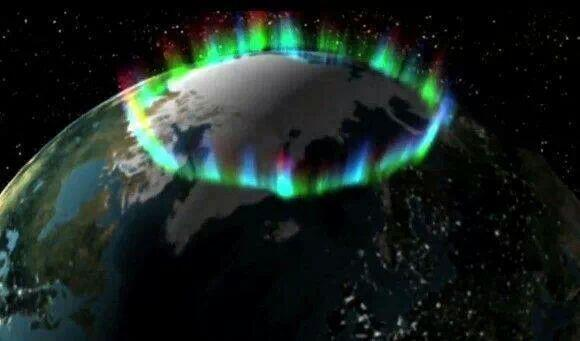 "Breathtaking ""@The_Badgeman: I think NASA wins the #Aurora pics. Unfair advantage :-)  #stunning http://t.co/SBe8390RBJ"""