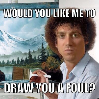 Tyler Hansborough the artist #RTZ http://t.co/pX53tvbnvG