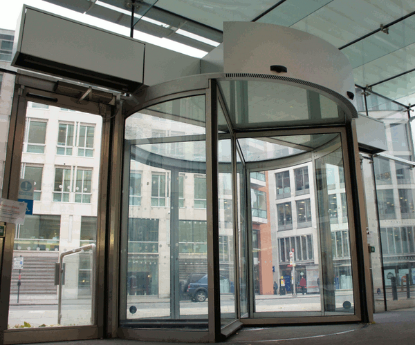 #Zen #aircurtains and #Rotowind #aircurtain supplied at #BT #NewgateStreet, London.http://www.jsaircurtains.com/air-curtains-at-bt-newgate-284-news/ ...