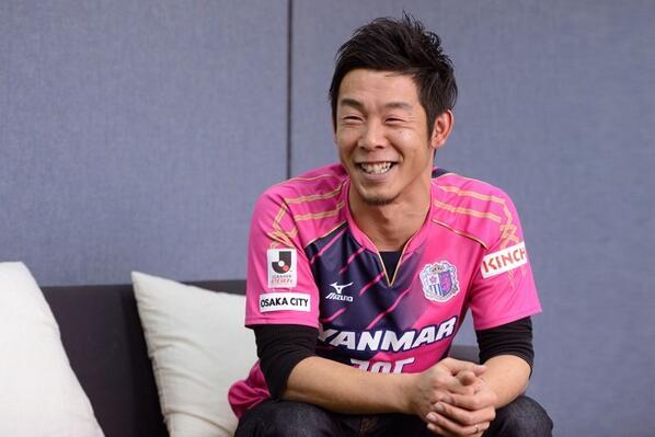 当講座の受講生が取材しました! RT @soccerkingjp: 世界が注目する日本へ 西川大介(セレッソ大阪スタジアムDJ) 「Jリーグが面白くないと思ってる日本人を驚かせたいですよね」http://t.co/80aXFJLWZg http://t.co/GRfOp3xKFb