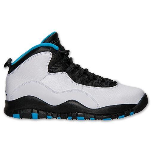 """2c56249dfbad35  Restock  Jordan 10 Retro """"Powder Blue"""" available again at  FinishLine -   http   l.j23.co 1foQvmo pic.twitter.com FlYvFB4TYo"""