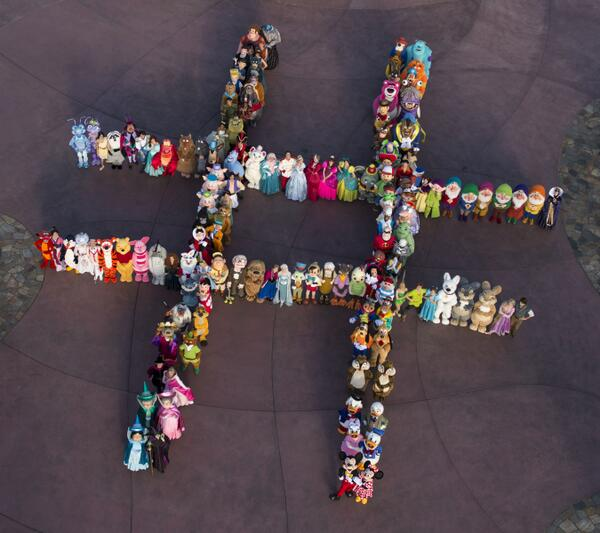 140 Disney Characters invite you to an All-Night #DisneySide Party on both coastshttp://t.co/XcsghAkW1c http://t.co/1v5HlOuQbF