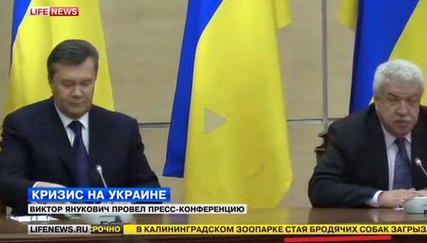 Зная характер Путина, я удивляюсь, почему он сдержанно молчит, - Янукович о своем отстранении - Цензор.НЕТ 1581