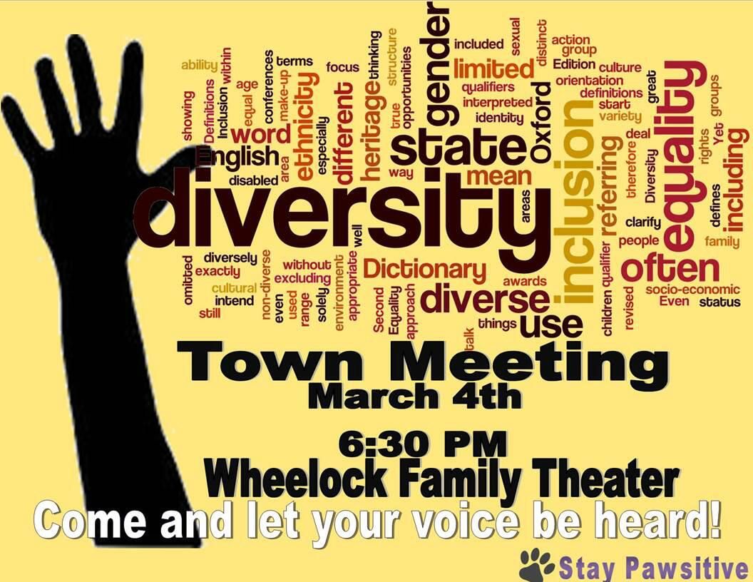 Twitter / WheePawsitive: Come and make your voice heard ...