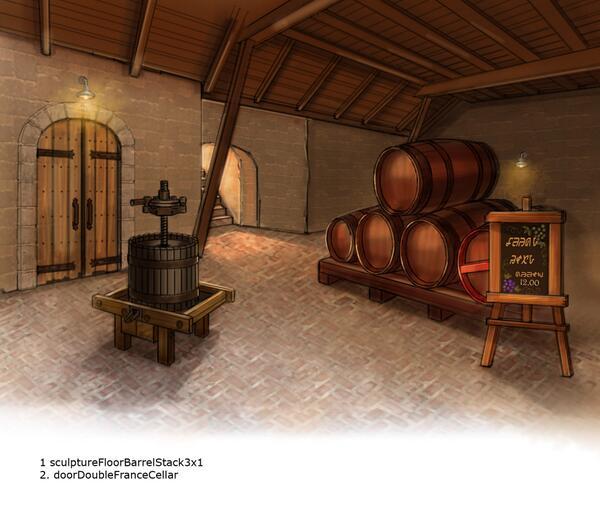 [Imagen] Arte conceptual sala de nectar en Champ les simes BhlKv4oCQAA42fb