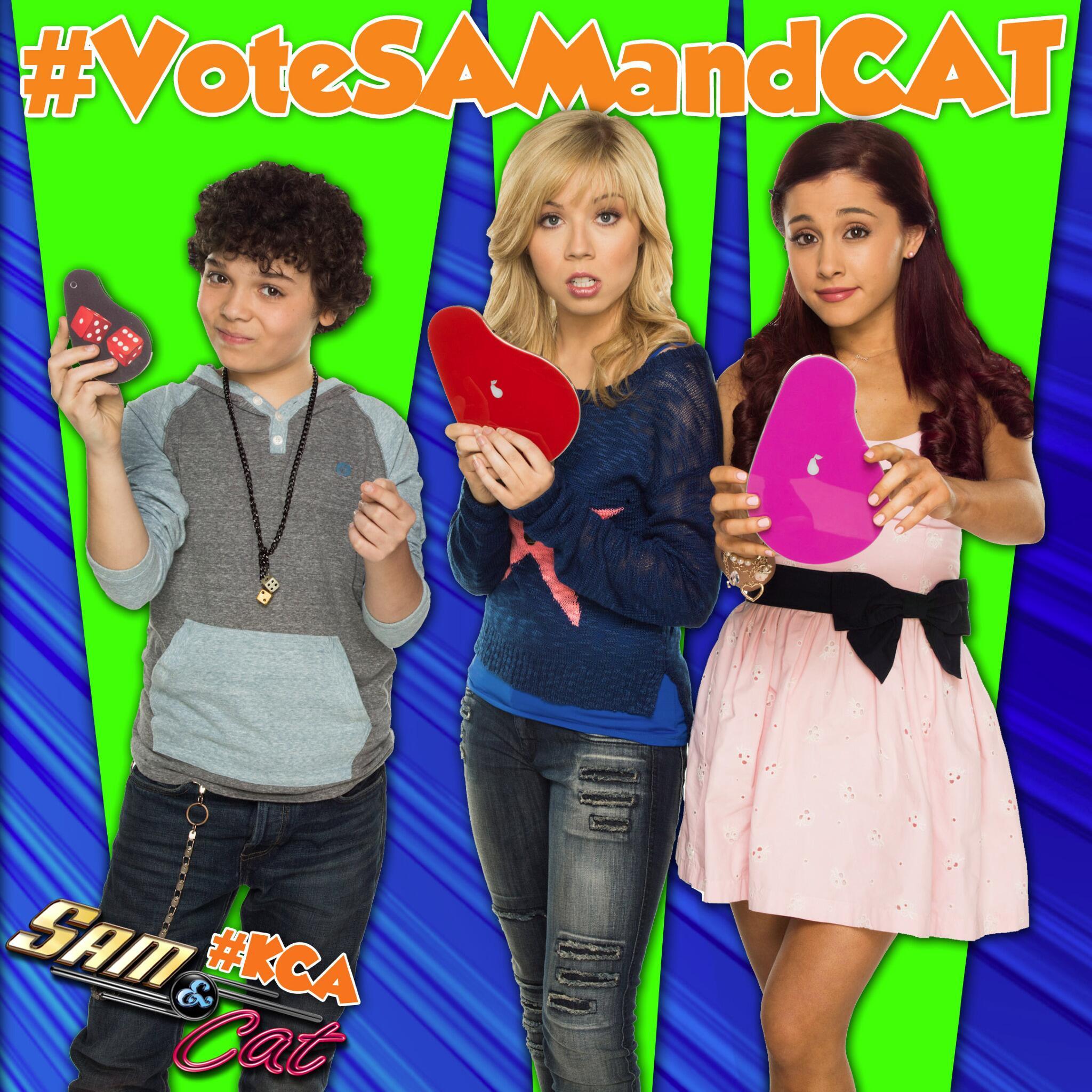 Sam and cat tv show
