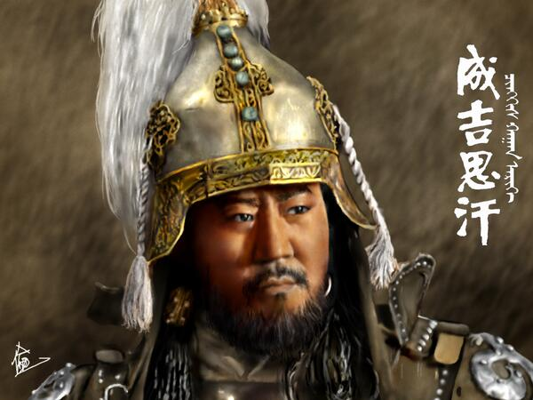 Scienziati scoprono 11 antenati genetici tra cui Gengis Khan per 800 milioni di uomini