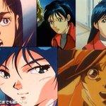 90年代のアニメすごすぎない?※これ全部同じキャラクターです!