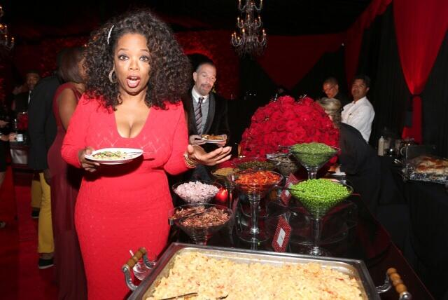 OmyCARBS! @tylerperry party had a truffle Mac and cheese bar ! http://t.co/1nFURWSmyu