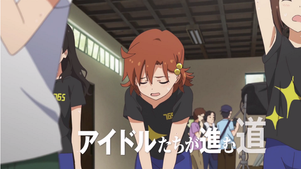 @soramiraku ここで北沢さんをずっと注目してください、前の人がどいて一瞬、ほんとに一瞬、北沢さんのクッソ疲れてる顔を拝めます。ほんと一瞬だからこの場面でたらこの瞬間から北沢さんの顔だけ見て