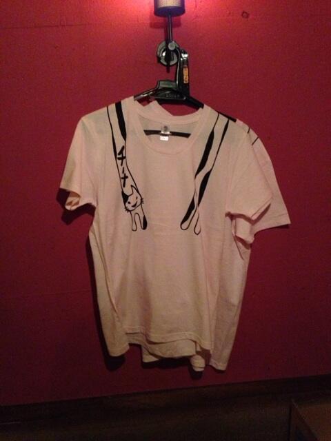 チーナ新作ヘボニャンTシャツ、すっごいツボなデザイン!