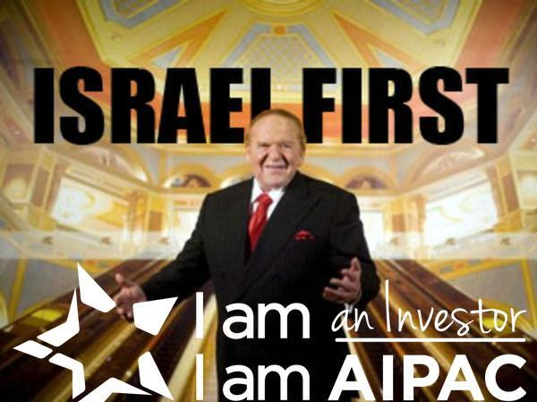 Sheldon Adelson has #AIPACPride http://t.co/84Jx7KKr3A