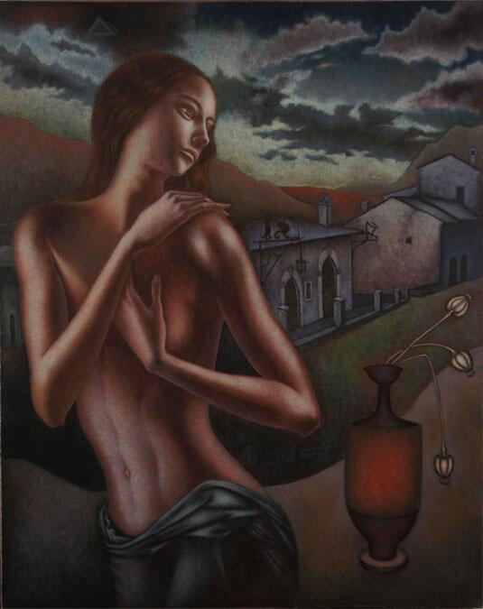 "Denis Bezmelnitsin - ""Poppies"": http://t.co/AQmCLw3CRh http://t.co/spls11lvIh"