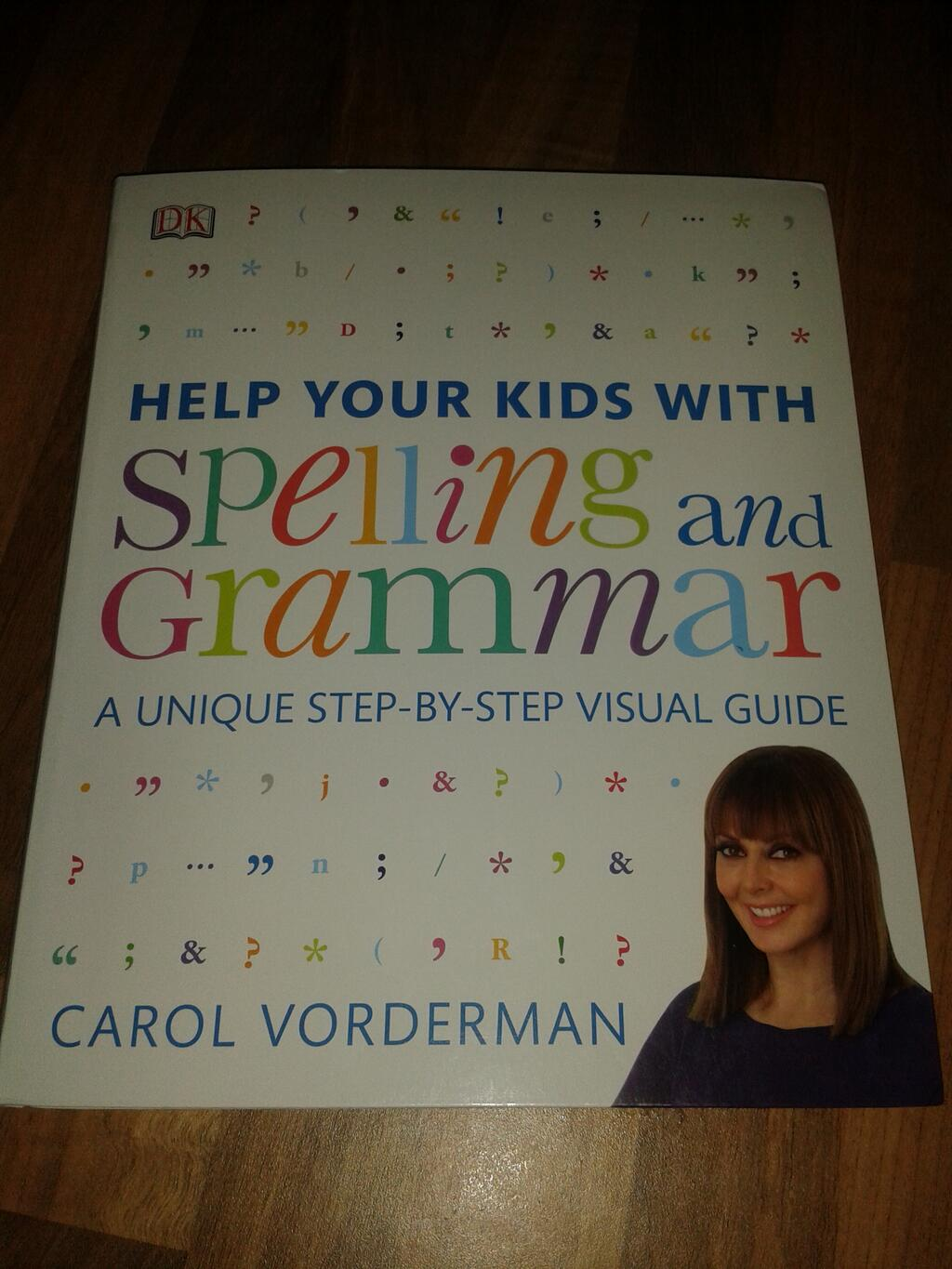 RT @Julesann76: This book is fantastic...a god send for my 12 year old and 9 year old girls! Helps me too!! Thanks @carolvorders http://t.c…