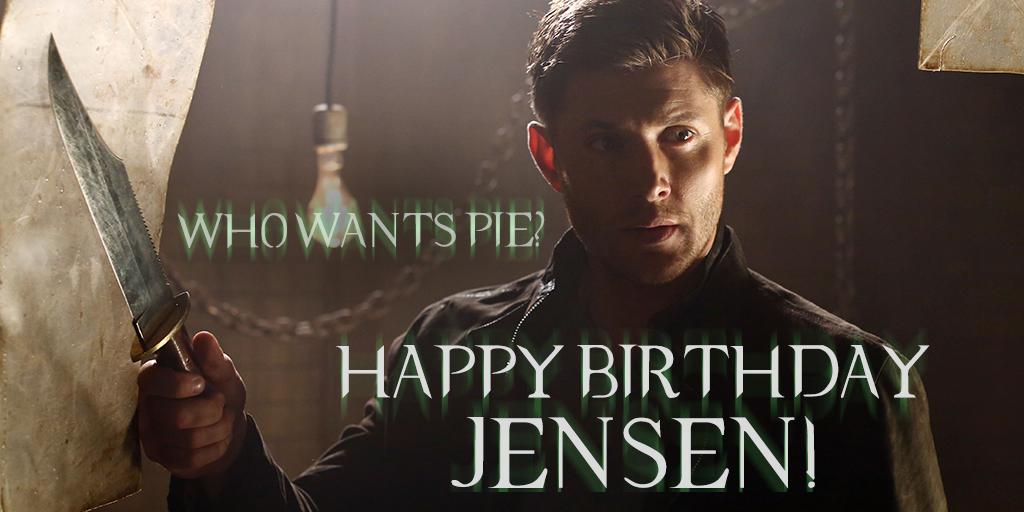 Supernatural On Twitter Happy Birthday Jensen Ackles