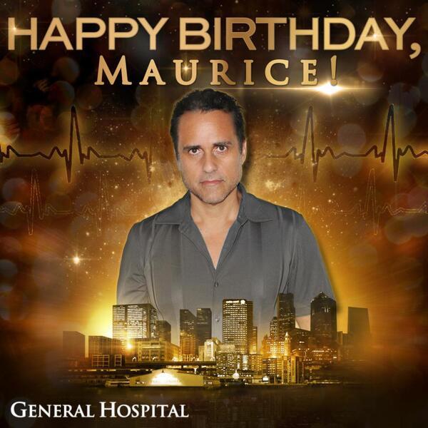 Retweet to wish @MauriceBenardMB a very happy birthday! http://t.co/B8VdgnrN62