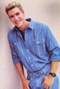 Happy Birthday @mpg! Zack Morris turns 40 today! http://t.co/5uviRo6JvD