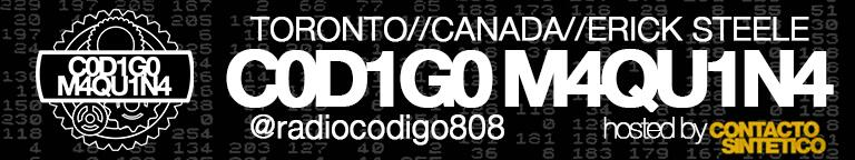 C0D1G0 M4QU1N4 desde Toronto con Erick Steele! Bhqp8xjCAAERxBh