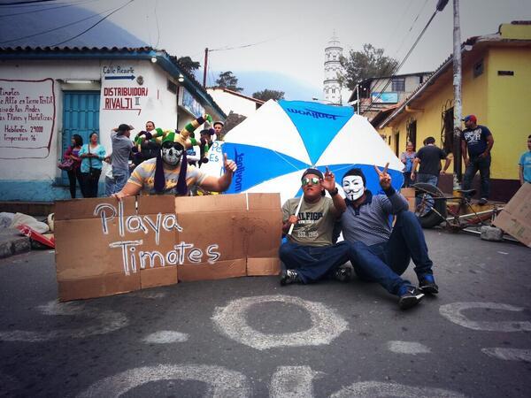 """ Hasta  #Tumores  en Merida se suma !!   http://t.co/nvk4IC9t9c #1M """""