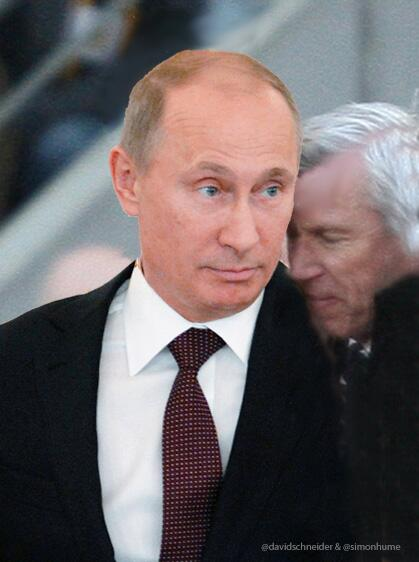 UN sends in representative to give strong message to Putin (with thanks @simonhume) #motd http://t.co/jVZohjH572