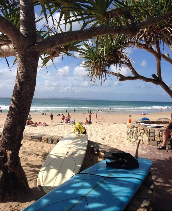 It's clean up Australia Day, lets do our bit to ensure we keep Noosa looking this good. #noosadays #noosa http://t.co/VEB5AyvgNN