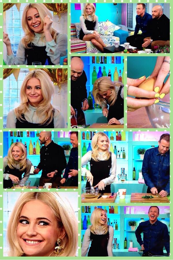 You can watch @PixieLott again on @SundayBrunchC4 @Channel4 +1 now! #SundayBrunch #pixielott http://t.co/UJistsWrqJ