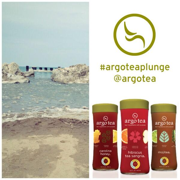 We're giving away free tea to the first 312 people who tweet in support of @SpecialOChi. Use #argoteaplunge to enter. http://t.co/2X3qsPOqhp