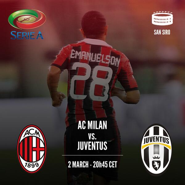 Are you ready? #weareacmilan http://t.co/592WvBUEqT
