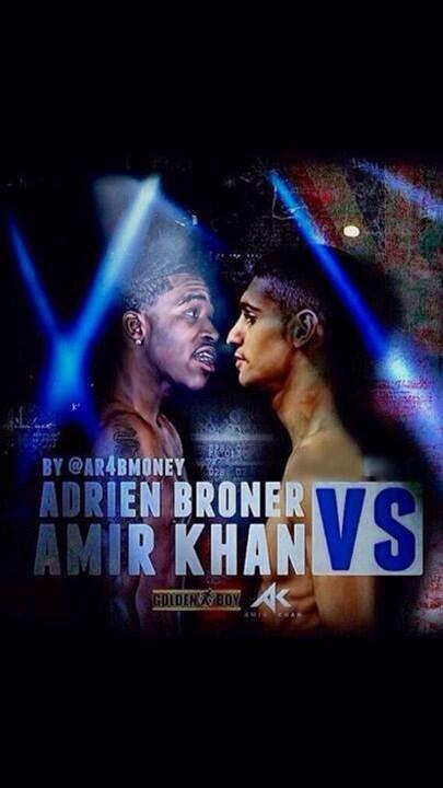 Please RT of you wanna see this fight @AdrienBroner vs @AmirKingKhan http://t.co/GWXAnaAfnU